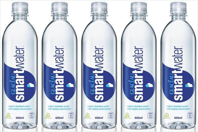 Coke pepsi bottled water