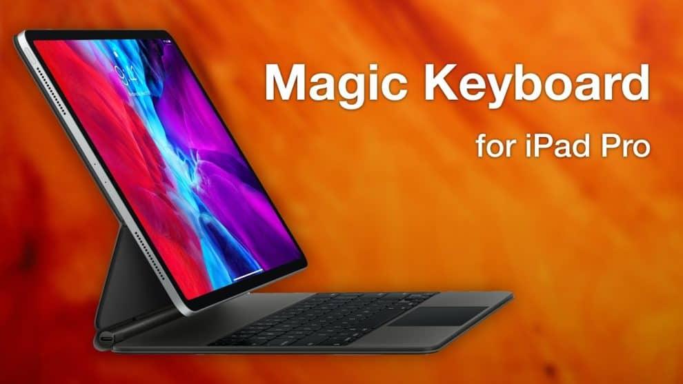 ipad pro magic keyboard battery drain issue