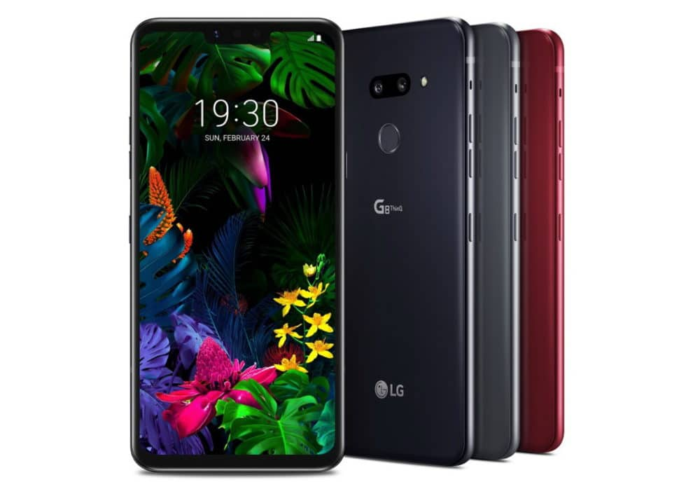 LG Android 11 update LG UX 10