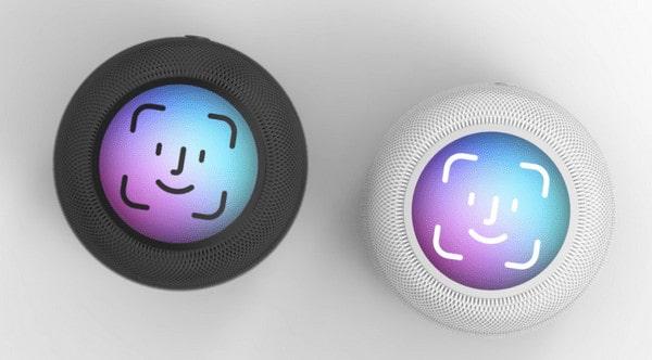 New HomePod 2 design