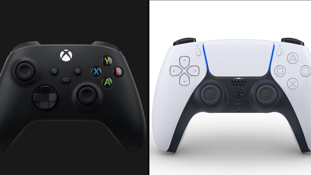 PS5 vs Xbox Series X Controller