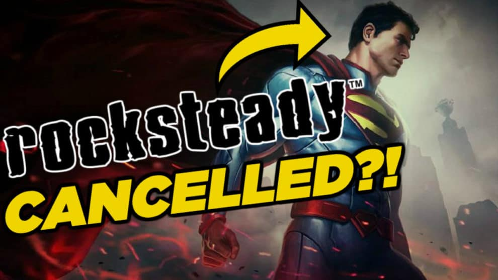 Rocksteady superman game rejected