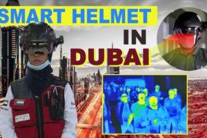 dubai smart helmet
