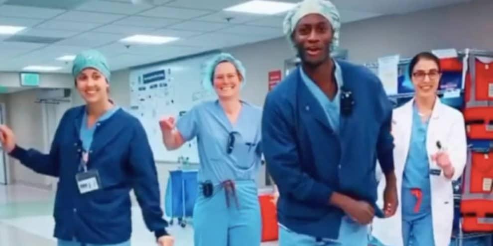 US Doctors Dancing Videos