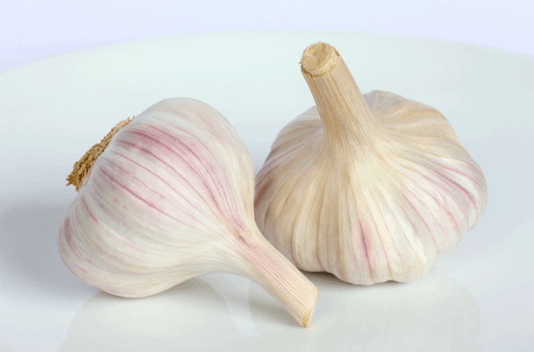 Eating garlic prevents coronavirus