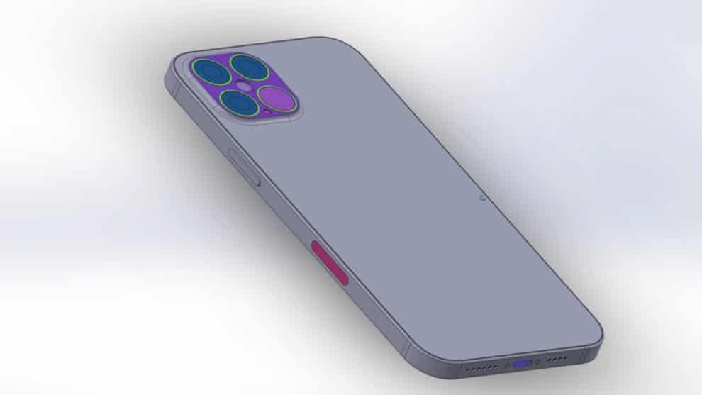 iPhone 12 Pro Max schematics