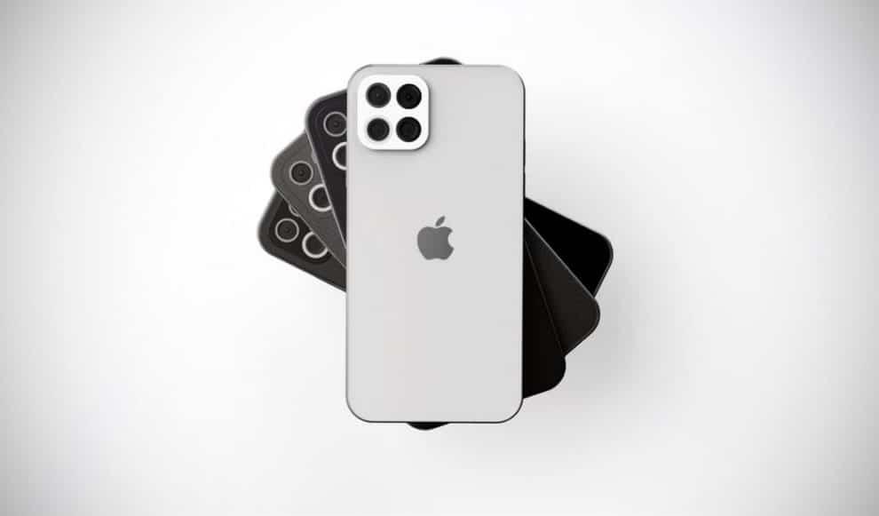 iPhone 12 design iPad Pro Like