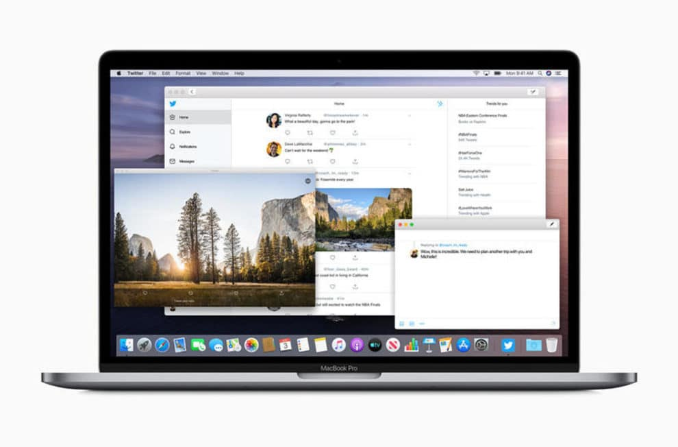 macOS Catalina install download