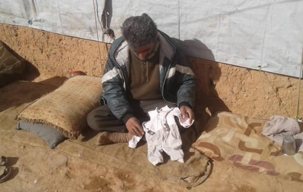 Al-Rukban camp