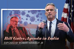 Bill Gates' agenda India