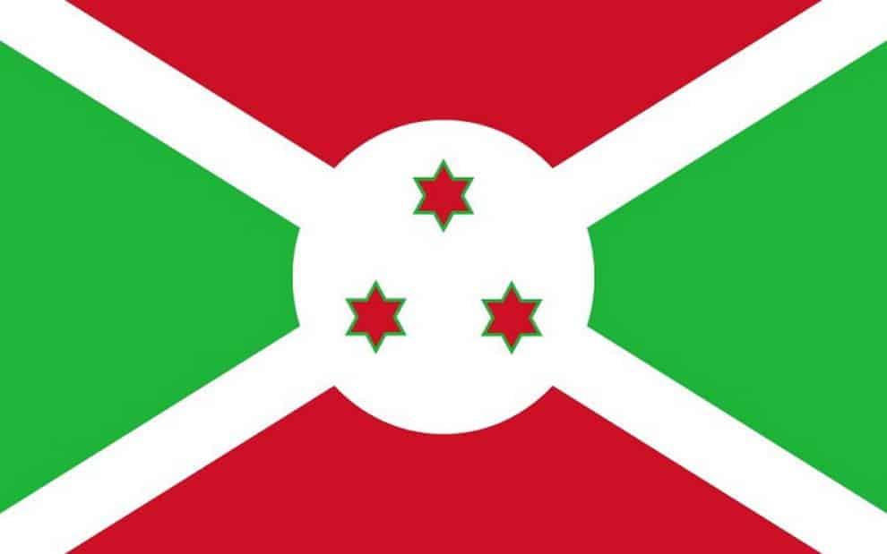 Burundi Back Western Media