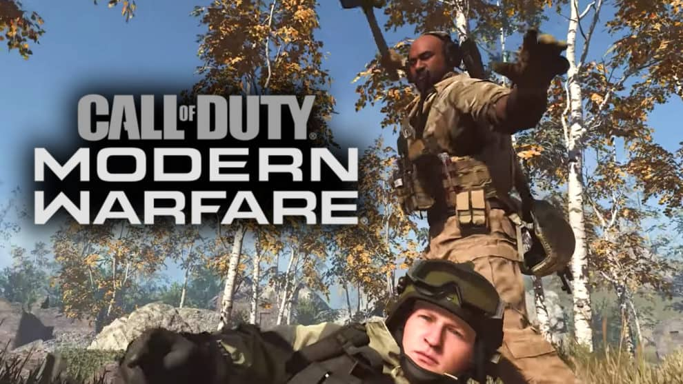Call Of Duty Modern Warfare and Warzone issues