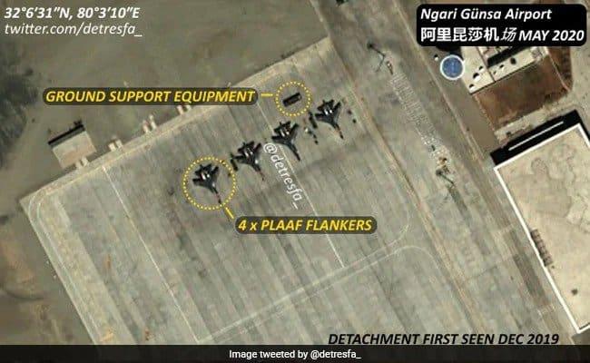 China Airbase Images Ladakh 1