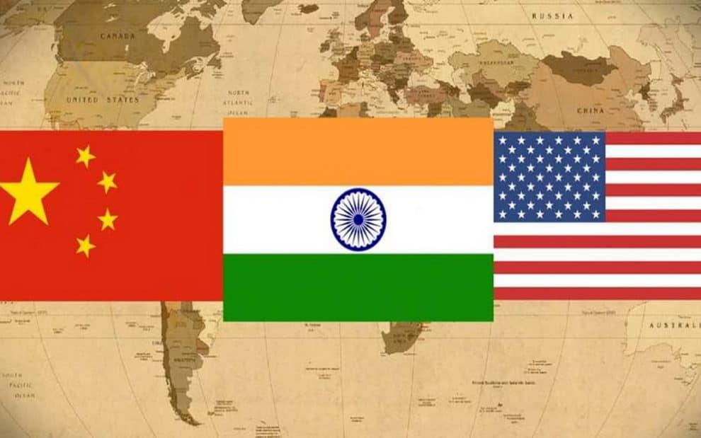 india decoupling china