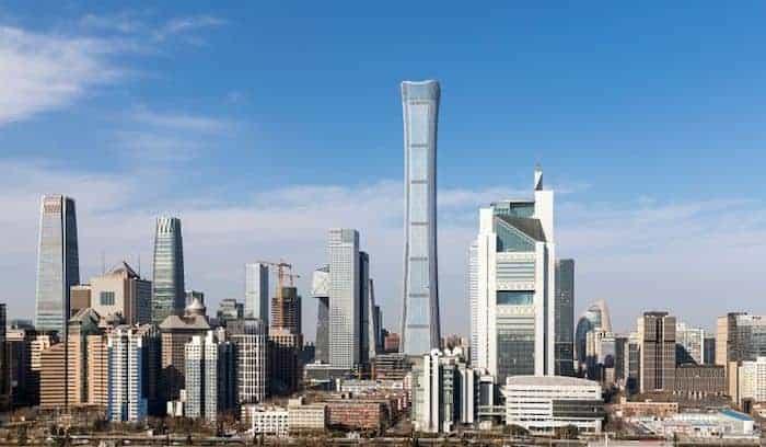 China Zun, Beijing
