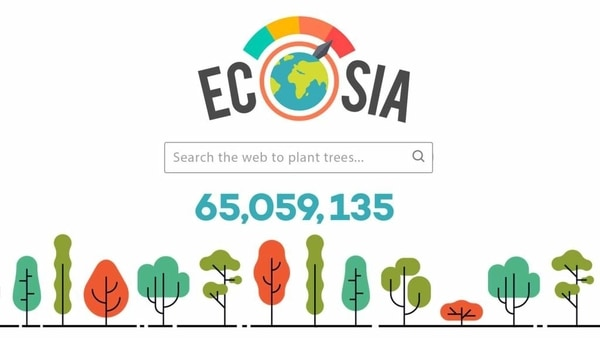 ECOSIA Top 10 Google Search Engine Alternatives