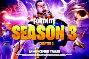 Fortnite Season 3 rumor Spongebob Squarepants