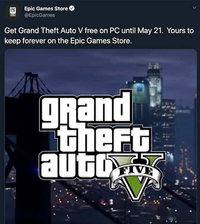 GTA 5 free download link