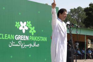 10 Billion Tree Tsunami Project Imran Khan unemployed people
