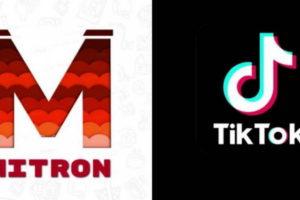 Mitron app vs TikTok App