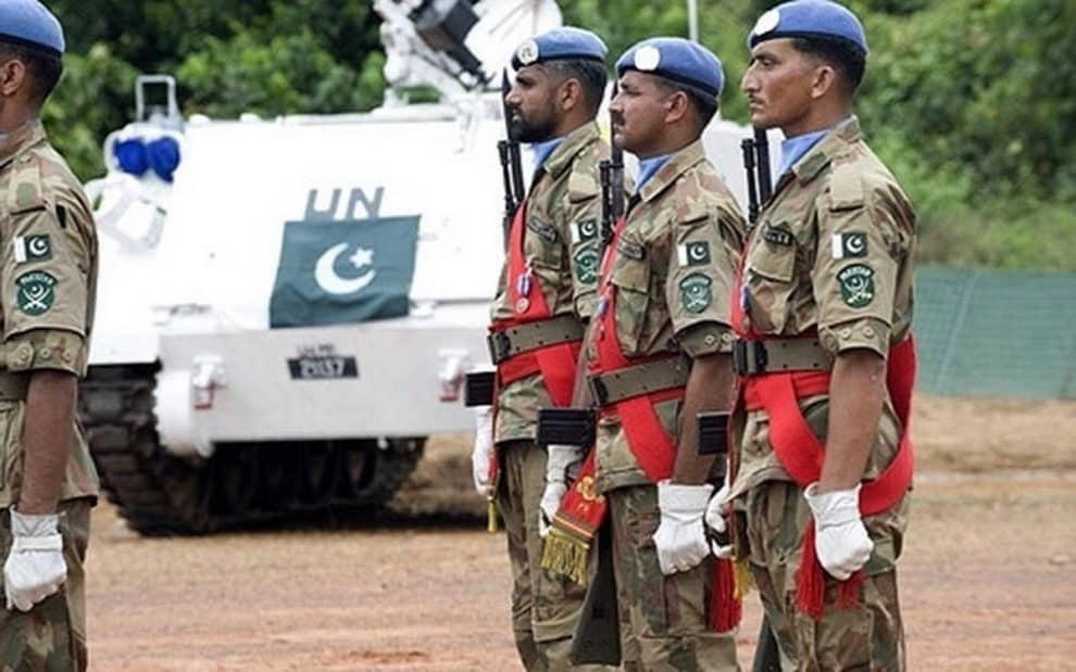 Pakistan un peacekeeping missions