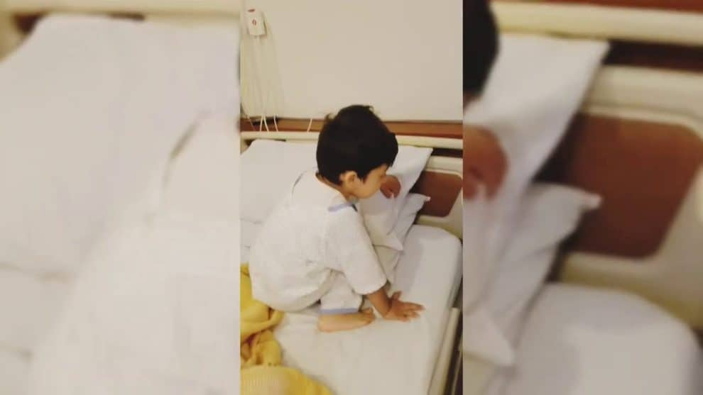 Salaar Sherzad 3-year-old Pakistan kid coronavirus