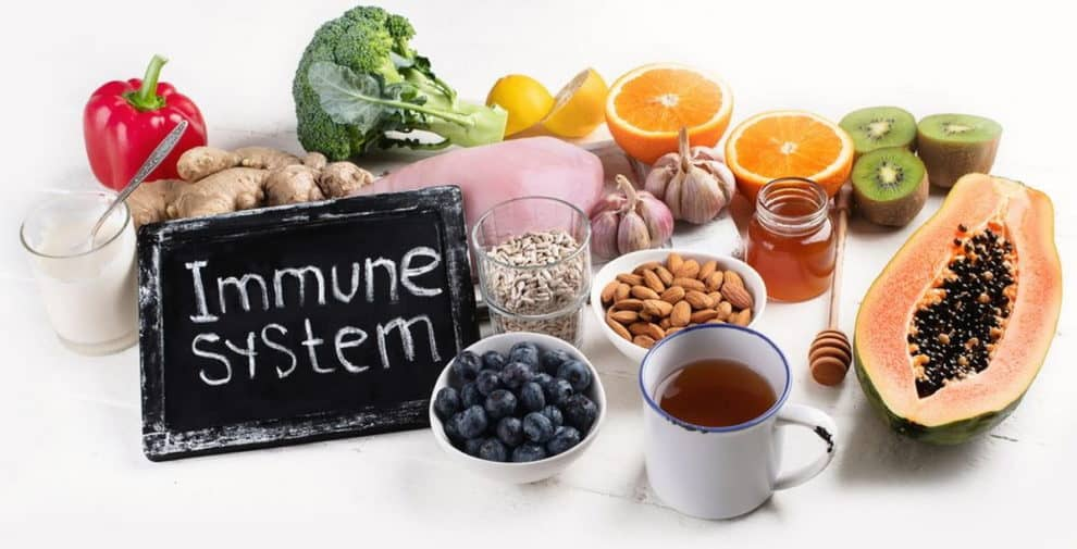 Top 10 foods for strong immune system