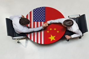 US vs China Sanctions