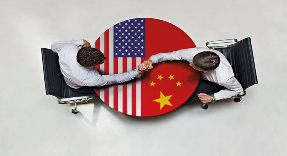 US vs China Sanctions