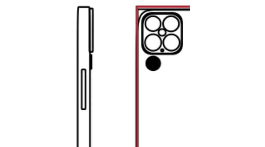 iPhone 13 camera leak