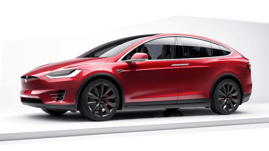 Tesla Model XL Rendering