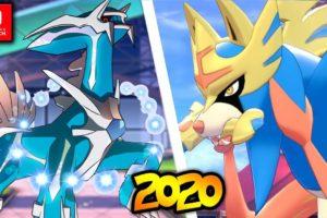 new pokemon game 2020 release date