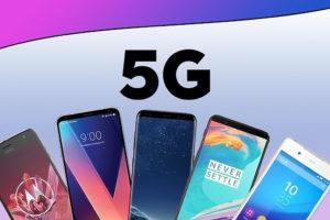 top 10 5g Smartphones of 2020