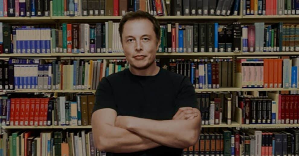 top 10 books recommended by Elon Musk