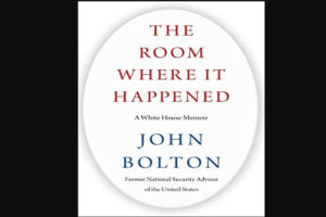 The Room Where It Happened: Important points of the Bolton book pdf download
