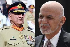 Afghanistan Pakistan Afghan peace process