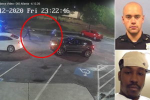 Atlanta Police Rayshard Brooks Garrett Rofle