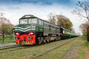 CPEC Pakistan Railway ML- 1