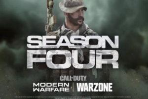 Call Of Duty Modern Warfare Season 84 GB Update