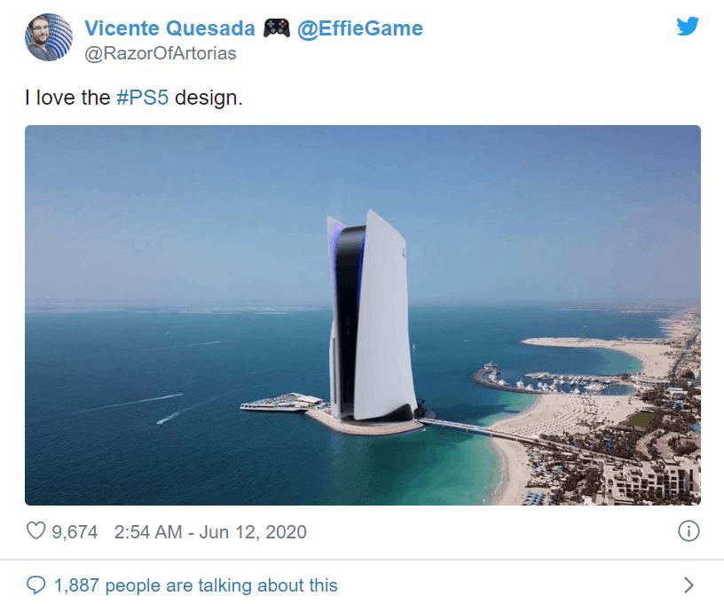 Top 10 Best PlayStation 5 Design Memes