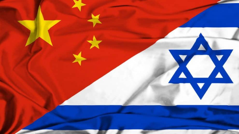china israel relations