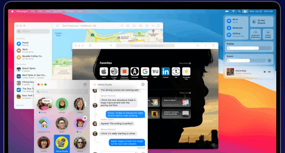 Download macOS Big Sur Wallpapers