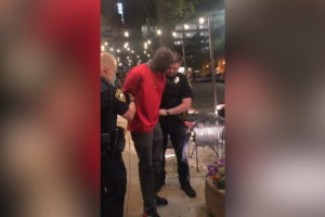 FBI agent arrested video rochester police
