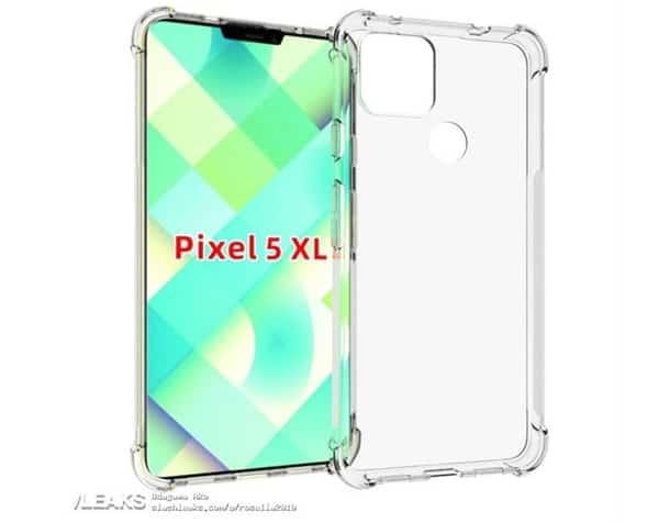 Google Pixel 5 XL Case