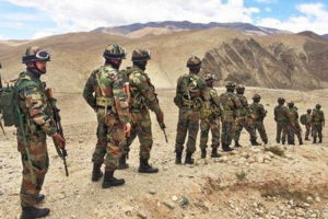 Chinese army remove tents, move back from Galwan Valley