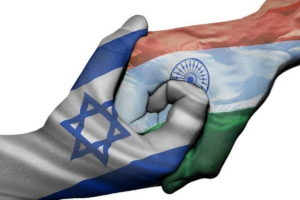 India Israel Kashmir Policy