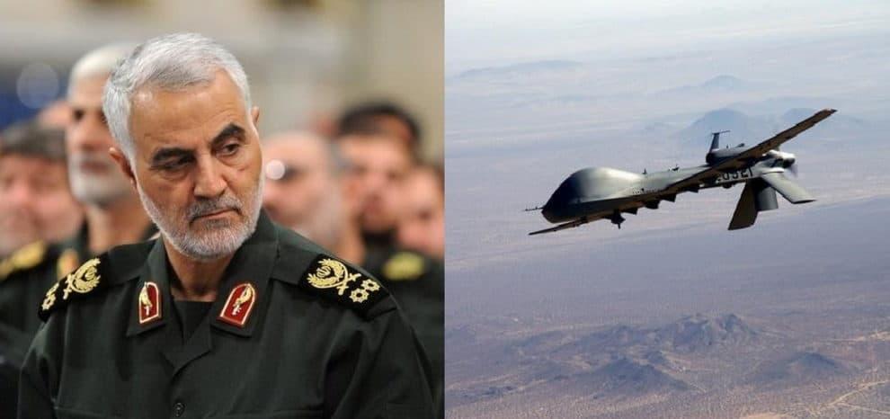 Iran Exectuve CIA Agent Killed General Soleimani