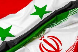 Iran Syria Libya