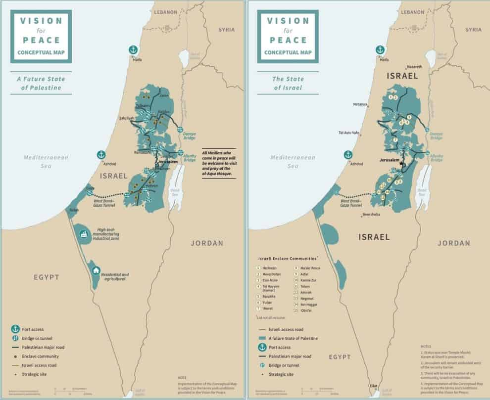 Israel Annexation Plan Not Support It