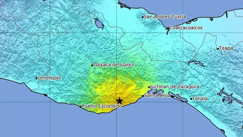 Mexico Earthquake videos